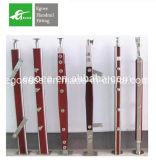 316 304 Cable de acero inoxidable barandilla barandilla de vidrio/.