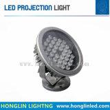 Garantía de 2 años 18W LED de alta potencia Lámpara de proyector