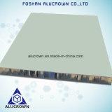 Pvf aluminium Panneau alvéolé pour la décoration intérieure