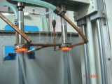 CNC de Lipai que endurece el equipo de la herramienta de máquina