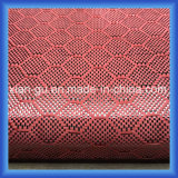Ткань гибрида углерода Кевлар картины Weave шестиугольника