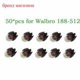 Modo superiore 2015 le parti della sega a catena di prezzi più bassi della pompa delle lampadine della lampadina dell'iniettore di 50* PCS/Lot per Walbro 188-512 188-512-1