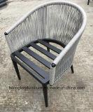 Cinto de Segurança da Estrutura de alumínio tecidos Cadeira de lazer ao ar livre