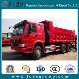 20 판매를 위한 입방 미터 덤프 트럭 HOWO 팁 주는 사람 트럭
