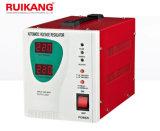 Stabilisateur automatique 5kVA de régulateur de tension à C.A. de grand dos initial d'approvisionnement 500 watts