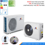 Extramely冷たい-30cの冬の家の床暖房300sqのメートル10kw/15kw 220Vのグリコールの塩水地熱地上ソースヒートポンプの給湯装置