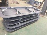 Portello vuoto di alluminio della baracca della nave