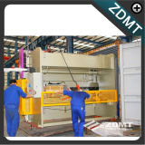 Máquina de dobra hidráulica do CNC do freio da imprensa da placa
