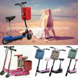 Preiswerter Falz-elektrischer Roller für Kinder
