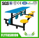 高品質のダイニングテーブルは8つのシート(DT-05)とセットした