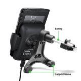 Véhicule sans fil de chargeur de véhicule de support magnétique de support