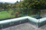 Закаленное стекло сапфировое стекло поручень /Balustrade дизайн с стандарт в США