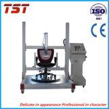 自動椅子の旋回装置の耐久性の試験機