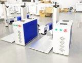 Split logo en métal Marqueur d'impression laser portable machine au laser à fibre