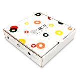 Гуанчжоу оптовые дешевые пользовательских печатных Micro-Flute Die Cut гофрированные коробки пиццы