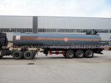 FAW 3270002d'essieu essieu litre 10000 gallons 27cbm liquide chimique Chl pétrolier de la route 38cbm l'acide sulfurique remorque du réservoir