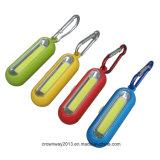 Indicatore luminoso chiaro di Keychain della PANNOCCHIA dell'indicatore luminoso LED Keychain dei regali di promozione della PANNOCCHIA dell'indicatore luminoso della PANNOCCHIA LED Keychain (SD-3970) mini