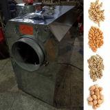 Japonês de ar quente 20kg Rama Grama Porca Gás Electromagnética Amido de amendoim torrado máquina de café