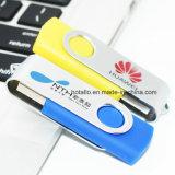 USB colorés Classic lecteur Flash USB pivotant Avec logo