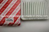 L'élément filtrant du filtre à air chaud vente 17801-0d060 pour Toyota Corolla 1nr nre180