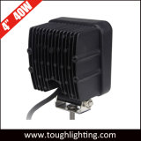 "Alta potencia de 4"" 10pcs*10W 40W CREE LED luces de trabajo para Offroad ATV SUV Jeep"