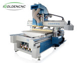 Hot Sale Hsd Spindle Linear Atc Wood CNC Router Machine