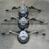 Adaptador de la abrazadera 3D Vehículo nuevo tipo de coche Auto 4D 5D la alineación de rueda alineador adaptador Adaptar Sx386