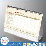 El papel de piedra para calendarios
