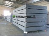 Дом контейнера модуля нормального размера хозяйственная стальной структурой
