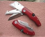 3 Blades Utility & Camping Knife