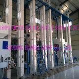 穀物の処理機械の200tpd 300tpd 400tpdの米製造所