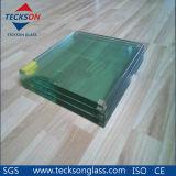 Vidro de segurança laminado azul escuro de 6,38 mm com Ce & ISO9001