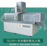 뜨 물고기 공급 음식 기계 압출기 장비 플랜트 (SLG65/SLG70/SLG85)