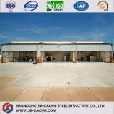 Sinoacme préfabriqués Structure en acier de grande portée aircraft hangar