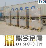 Ss304 recipiente IBC em aço inoxidável para líquidos