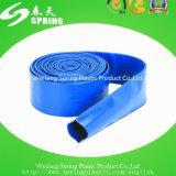 Manguito al por mayor de la descarga del PVC Layflat