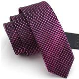Handmade Mens Fashion 100% polyester tissé cravate (PN16/17/18)