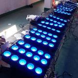 Iluminación de la etapa de la anteojera LED de la matriz de las pistas de RoHS 5 del CE