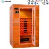 De gezonde veel Infrarode MiniCabine van de Sauna voor 1 Persoon (SR102)
