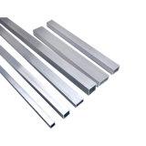 Les fabricants de la Chine 6063 T5 décoratif de tube carré en aluminium extrudé anodisé