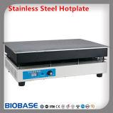 Laboratoire de Biobase prix en acier de Hotplate de Stailess de 380 degrés