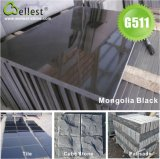 Schwarzes/Grey Granite Tile für Floor/Flooring/Wall/Paving Stone/Staircases