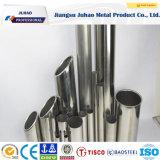 La norma ASTM 201, 304, 316, 430, 439 tubos de acero inoxidable
