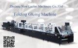 Высокая скорость нижней части тип блокировки Автоматическое складывание картонная коробка клеящего узла машины (GK-1100GS)