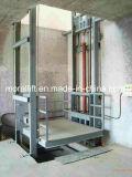 セリウムによって証明される縦油圧貨物上昇表
