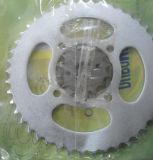 ANSI 240のローラーの鎖および車輪のスプロケット