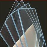 Em acrílico transparente Plexiglas Folha de acrílico