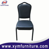 Отель мебель из натуральной кожи PU металлические банкетный стул (XYM-L01)