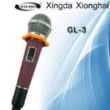 Micrófono profesional del Karaoke Gl-3