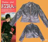 Manteau de cuir (W0009)